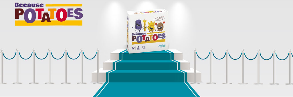 Because Potatoes nouveau produit