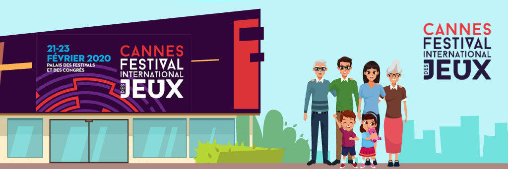 Festival international des jeux de Cannes 2020