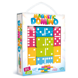 Facing boite Magnetic Domino