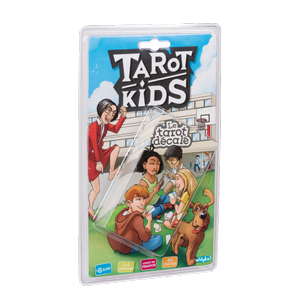 Facing blister Tarot Kids